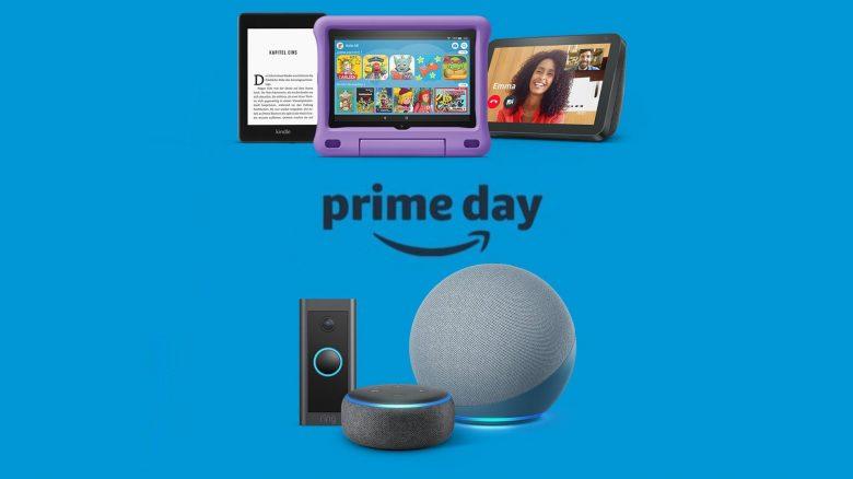 Amazon Echo, Kindle, Ring & Co jetzt vorab zum Prime Day stark reduziert