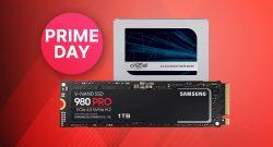 Samsungs beste SSD beim Amazon Prime Day zum Knallerpreis kaufen