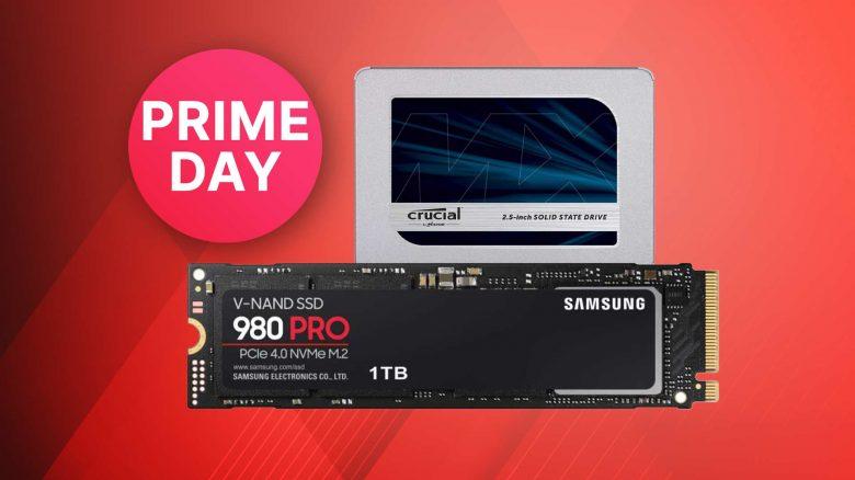 Amazon Prime Day Angebot: Die beste Gaming-SSD zum Hammerpreis