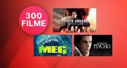 Amazon Prime Day: Frühstart-Angebot – Über 300 Filme für je 99 Cent leihen