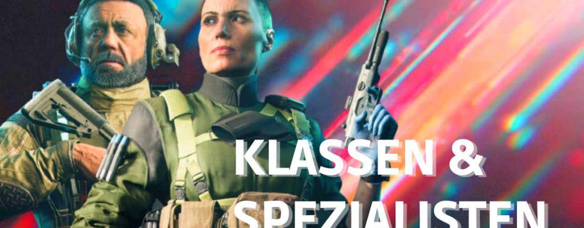 battlefield 2042 klassen spezialisten special titel