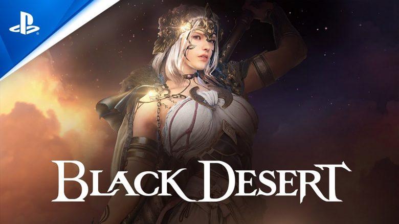 PS Store: Schnappt euch jetzt das Top-MMORPG Black Desert bis zu 60% günstiger