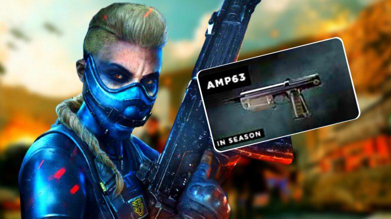 CoD Warzone & Cold War: Die neue Pistole AMP63 konntet ihr schon vor Release freispielen