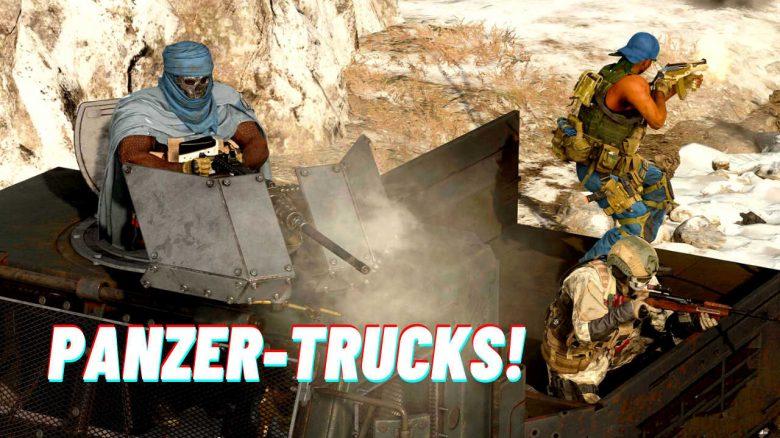 cod warzone panzer trucks schon wieder weg titel