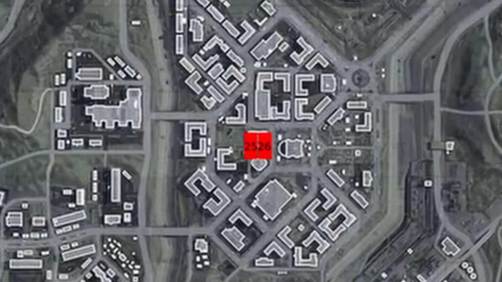 cod warzone rote türen 25 - 26 bei nakatomi tower
