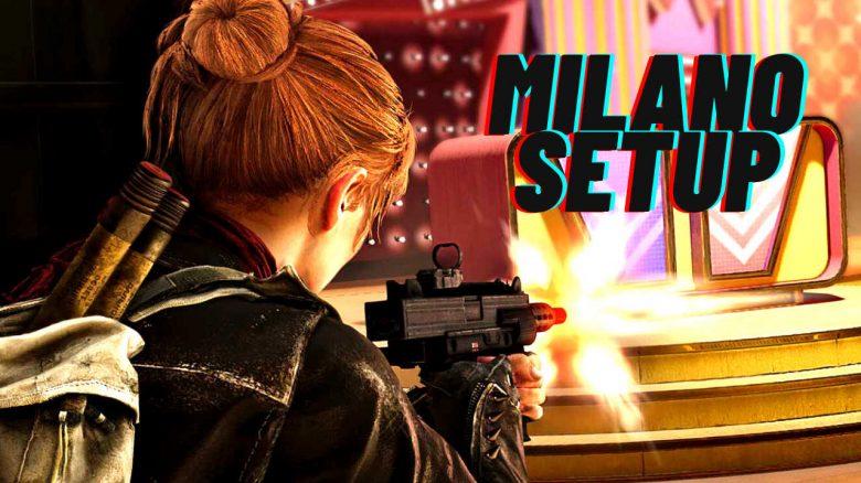 Miese Milano 821 gehört jetzt zu den Top-Waffen in CoD Warzone und kann fast alles