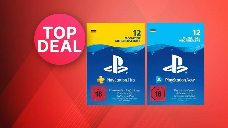 Days of Play Angebote: PS Plus & PS Now zum jährlichen Bestpreis