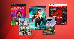 Alle Spiele der E3 2021, die ihr jetzt schon vorbestellen könnt