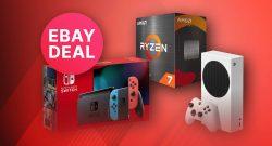 ebay Top-Angebote: Nintendo Switch & Ryzen 5800X zum Spitzenpreis
