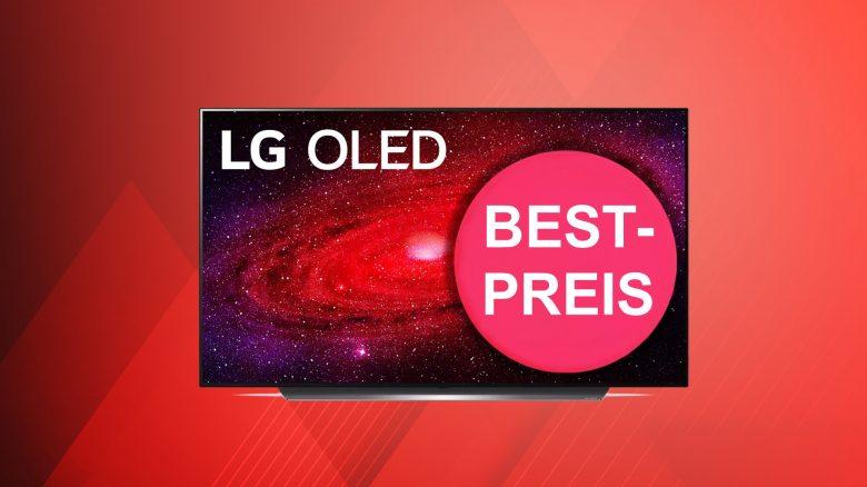 LG OLED-TV CX8 zum neuen Tiefstpreis aktuell im Angebot bei eBay