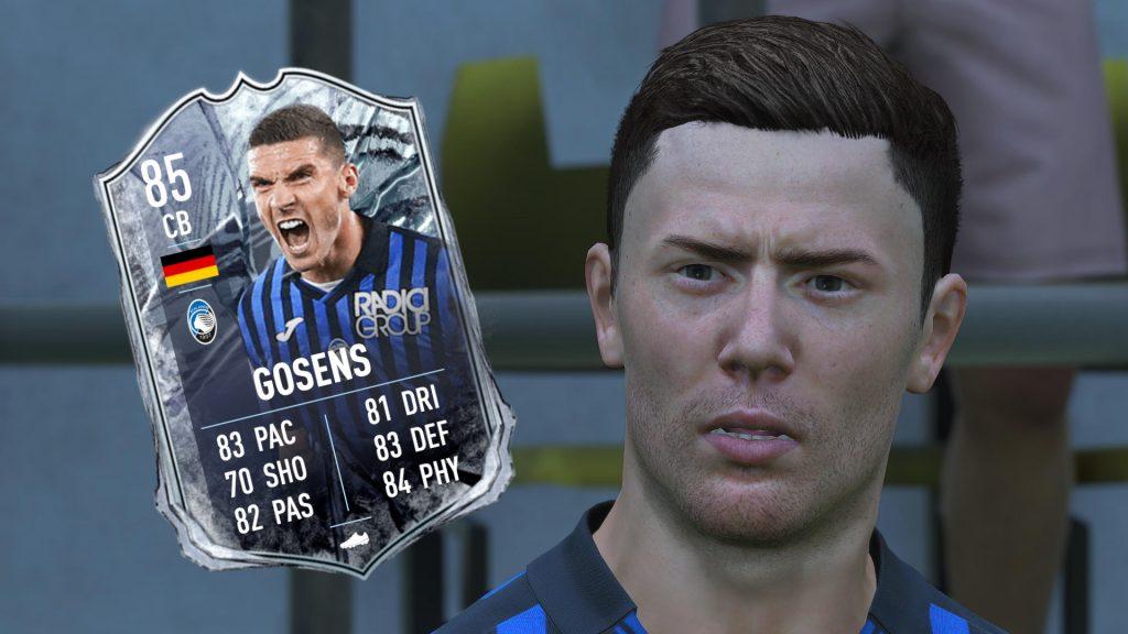 FIFA 22 neue Spieler Gesichter