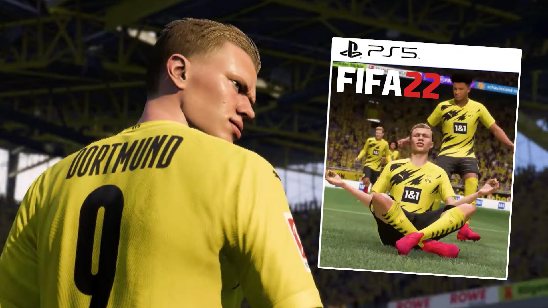 Wer kommt auf das Cowl von FIFA 22? Das sind die Kandidaten