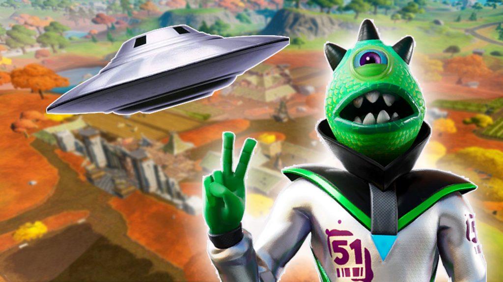 fortnite alien kornkreis titel