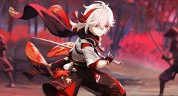 Genshin Impact bringt in 1.6 mit Kazuha einen wandernden Samurai – Das sind seine Fähigkeiten