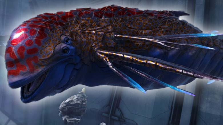 ARK Genesis 2: Astrodelphis zähmen