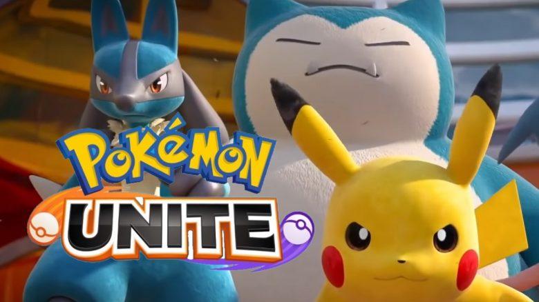 pokemon unite japanischer test titelbild