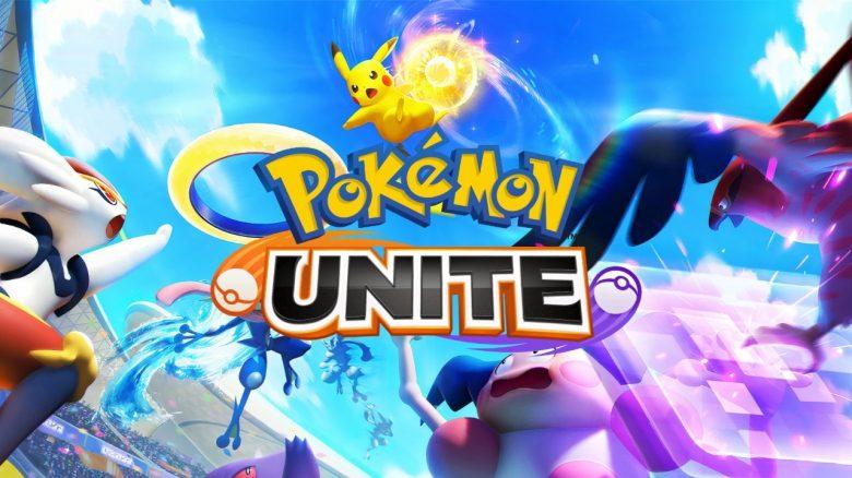 pokemon unite titelbild