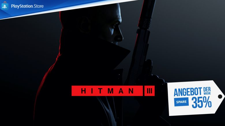 PS Store: Neues Angebot der Woche bringt Stealth-Kracher Hitman 3 jetzt 35% günstiger