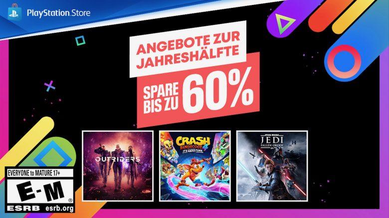 Großer Sale im PS Store: Hunderte PS4-Spiele & Zusatzinhalte um bis zu 60% reduziert