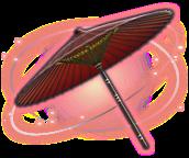 ffxiv roter ölpapierschirm