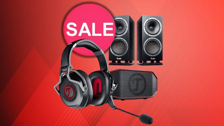 Top-Gaming-Headset und Lautsprecher aktuell reduziert im Teufel-Sale