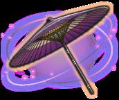 ffxiv violetter ölpapierschirm