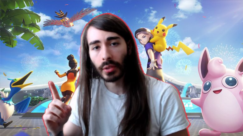 Critical Pokemon Unite Titel