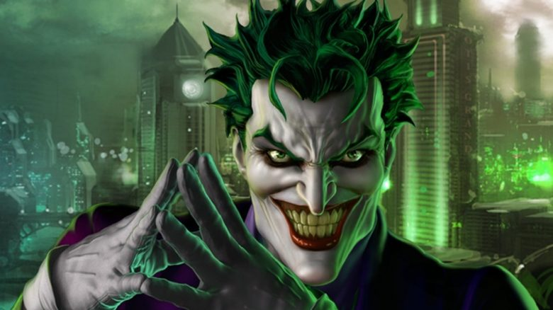 DC Universe Online Joker titel