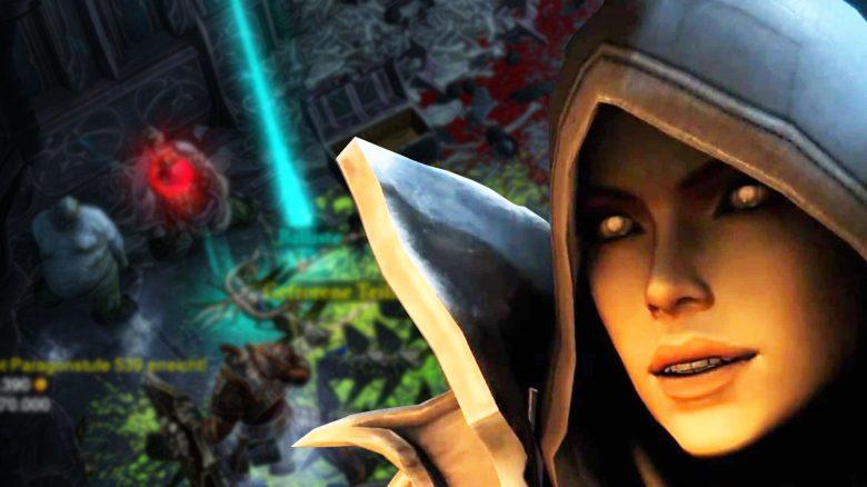 Diablo 3 Dämonenjägerin Titel Ätherische Waffen