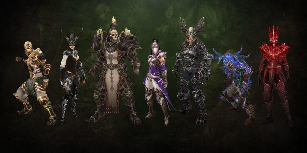 Diablo 3 Klassenset Season 24