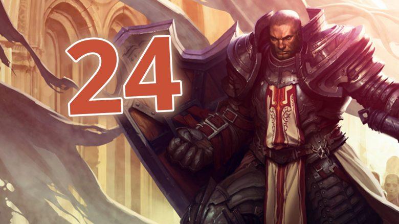 Diablo 3 Season 24 Kreuzritter Titel