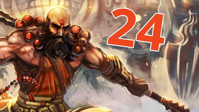 Diablo 3 Season 24 Mönch Titel