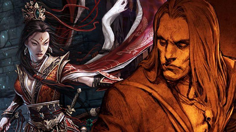 Diablo 3 Zauberin Totenbeschwörer Titel