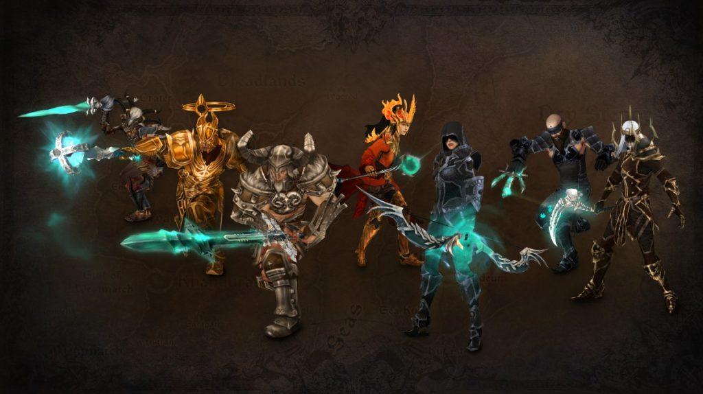 Diablo 3 ätherische Gegenstände Season 24 Screenshot