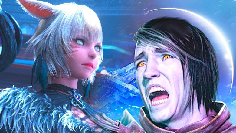 FFXIV gegen Destiny 2 Steam Titel