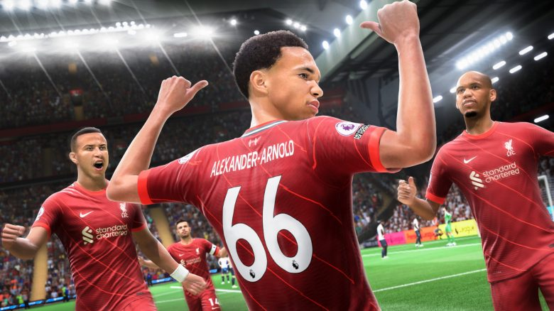 FIFA 22 Jubel