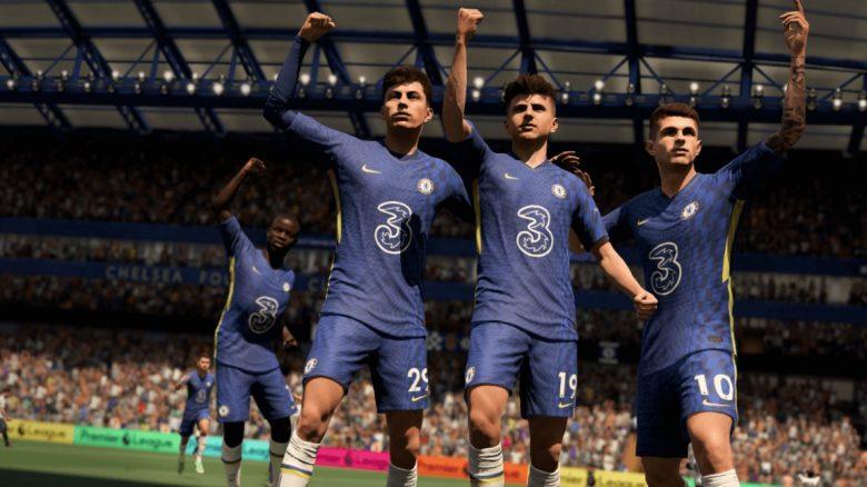 FIFA 22 Karriere