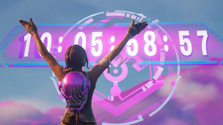 Fortnite Season 7 Countdown