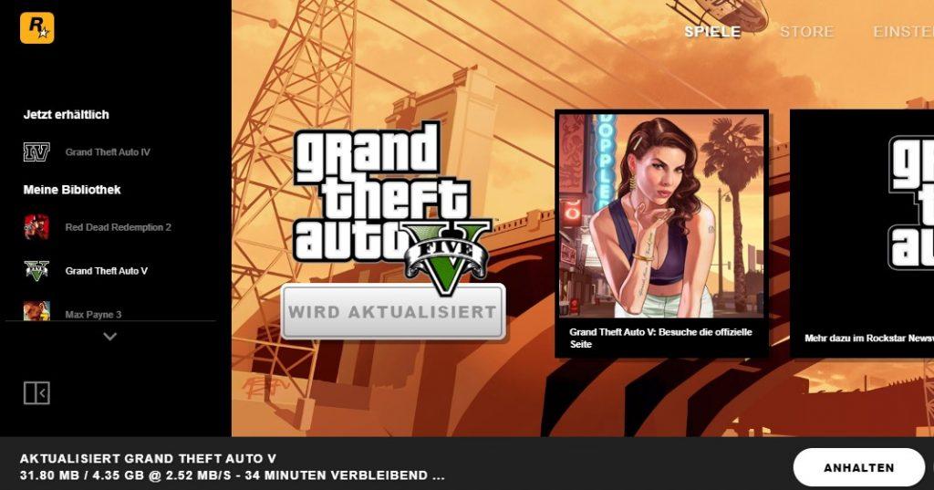 GTA Download Tuner 4 35 GB Rockstar Launcher