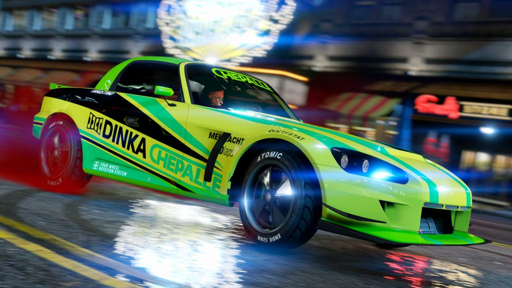GTA Online Dinka RT3000