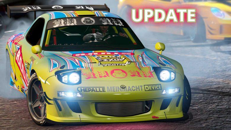 GTA Online Los Santos Tuners Titel