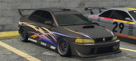 GTA Online Sultan RS Classic