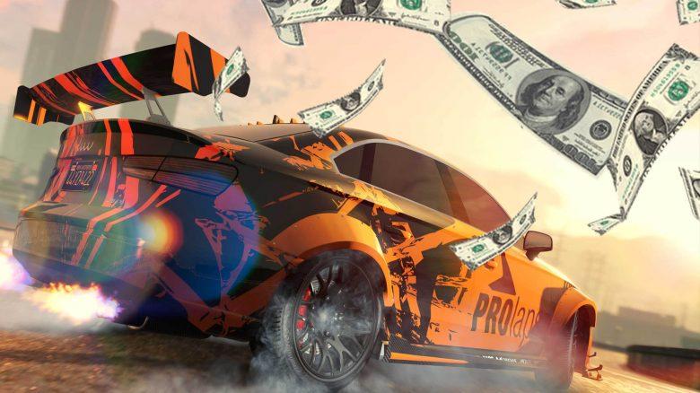 GTA Online Tailgater S Titel Geld