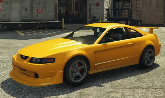 GTA Online Vapid Dominator ASP