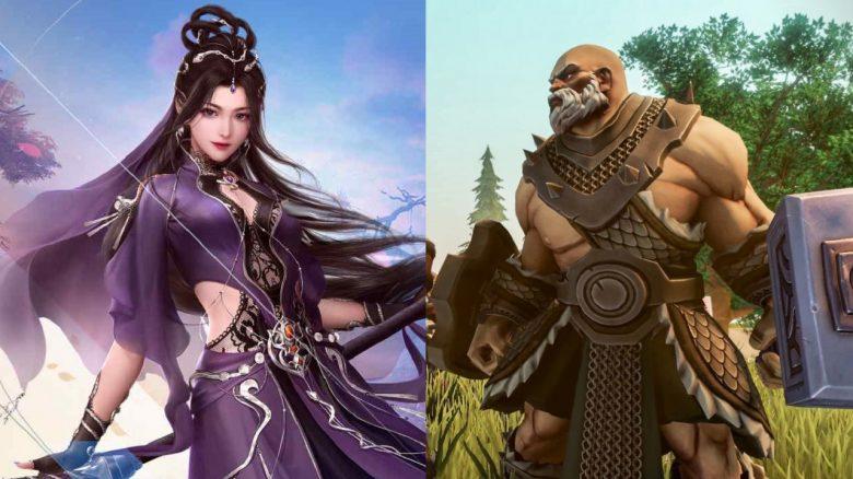 MMORPGs 2021 erschienen