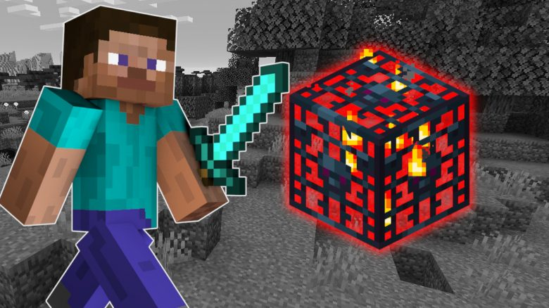 Minecraft Mob Spawner Steve titel title 1280x720