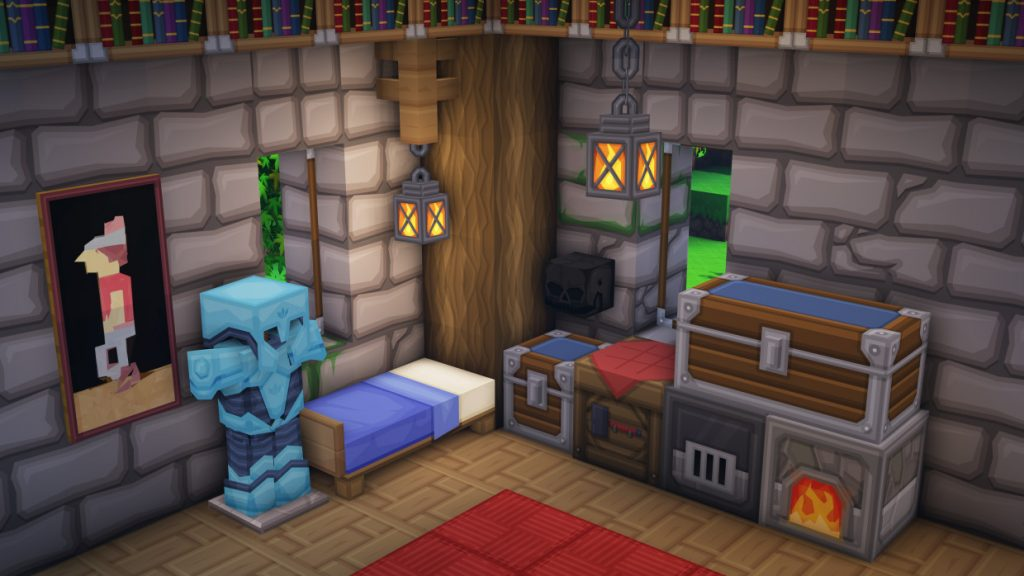 Minecraft Sapixcraft Texture Pack