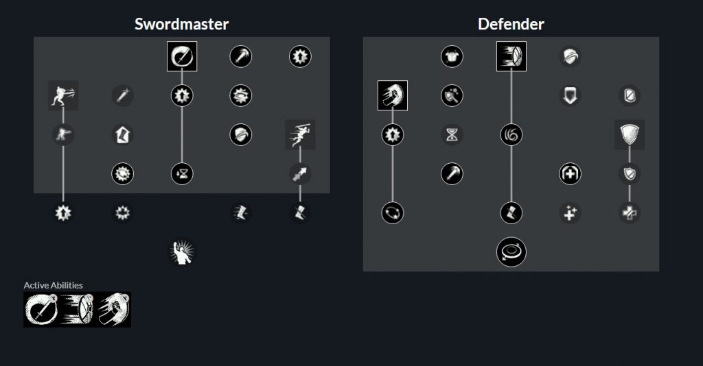 New World Build Schwert