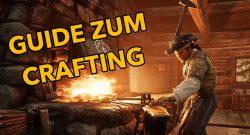 New World: So funktioniert das Crafting, über das ihr an die beste Ausrüstung im Spiel kommt