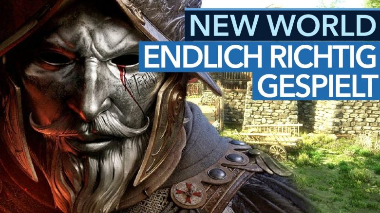 New World angespielt: Das letzte Event hat die GameStar überrascht – Gameplay-Video